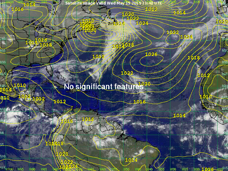 Tropical Cyclone Development Outlook